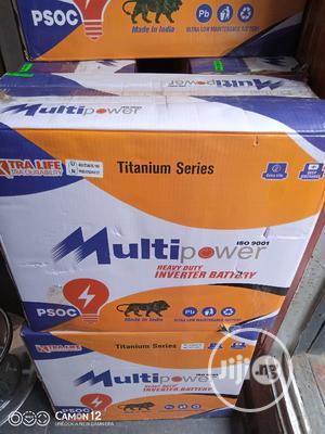 220ah/12v Multi Power Tubular | Solar Energy for sale in Lagos State, Ojo