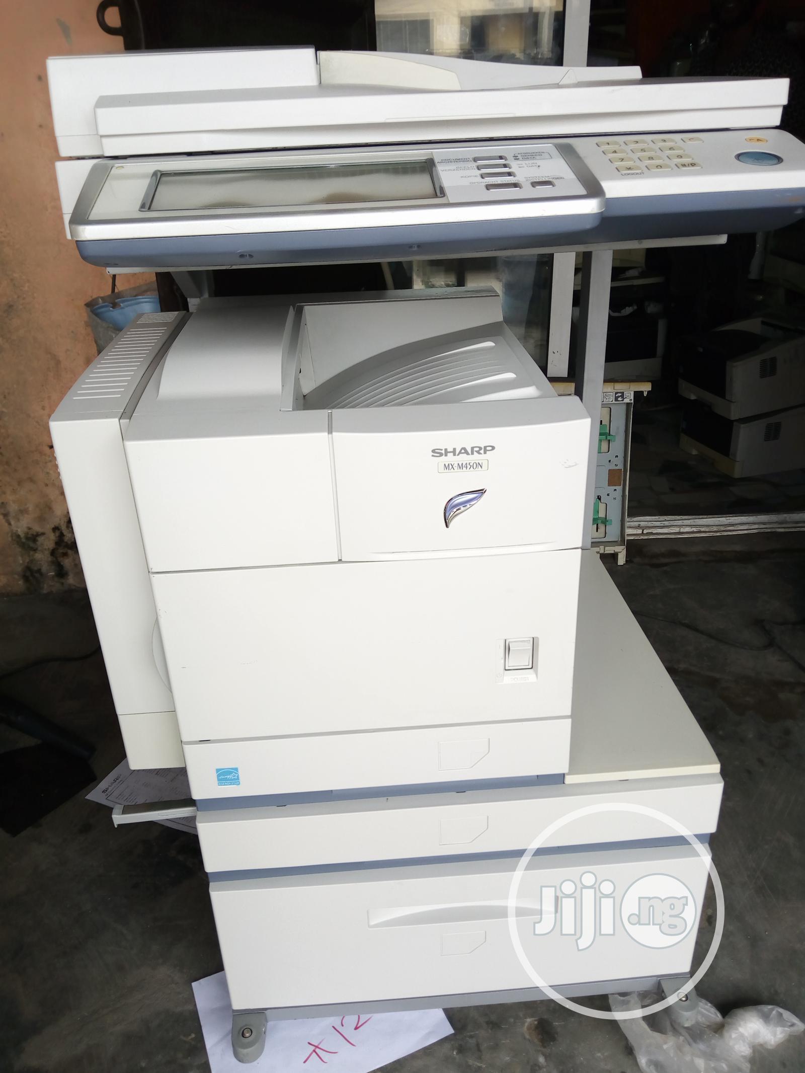 Sharp Mx-m450n
