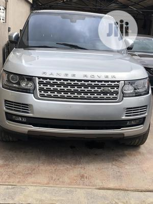 Land Rover Range Rover Vogue 2016 Silver | Cars for sale in Lagos State, Surulere