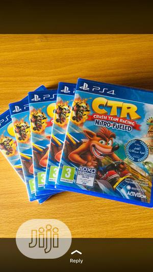 Ps4 Crash Team Racing Ctr | Video Games for sale in Lagos State, Ikeja