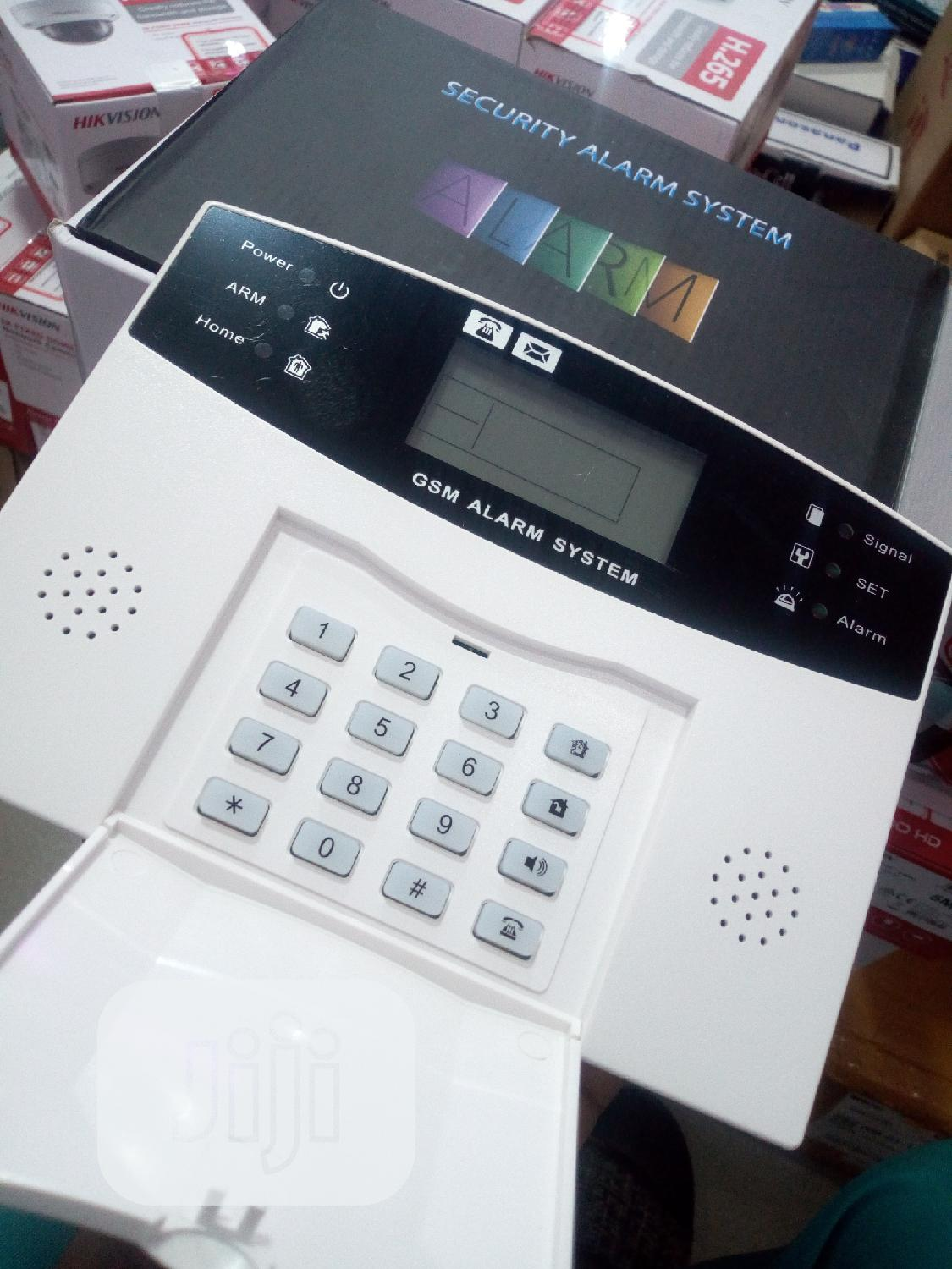 Archive: Wireless GSM Home / Office Security Alarm System (Motion