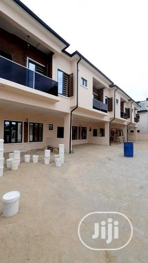 Newly Built Luxury 4bedroom Terrace Duplex With Bq For Sale | Houses & Apartments For Sale for sale in Lagos State, Lekki