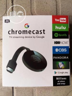 Google Chrome Cast | Accessories & Supplies for Electronics for sale in Lagos State, Ikeja