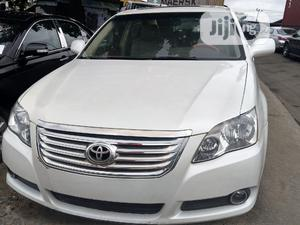 Toyota Avalon Limited 2007 White   Cars for sale in Lagos State, Apapa