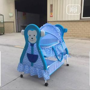 LMV Baby Baby Bed Swing/Bassinet   Children's Gear & Safety for sale in Lagos State, Agege