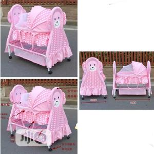 LMV Baby Bed Swing And Bassinet   Children's Furniture for sale in Lagos State, Agege