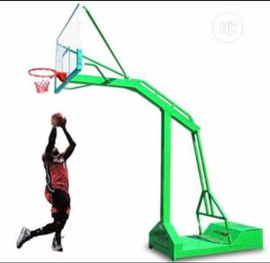 Standard Olympic Basketball Stand | Sports Equipment for sale in Delta State, Warri