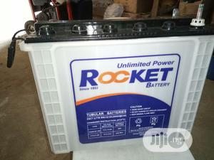Rocket Tubular Batteries/Inverter | Solar Energy for sale in Lagos State, Ojo