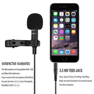 Omnidirectional Mic With Clip On System Perfect RY   Accessories for Mobile Phones & Tablets for sale in Lagos State, Alimosho