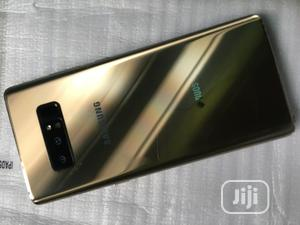 Samsung Galaxy Note 8 64 GB Gold   Mobile Phones for sale in Lagos State, Ikeja