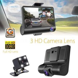 Car DVR 3 Lens G-Sensor HD 1080P Dash Cam Video Recorder   Vehicle Parts & Accessories for sale in Lagos State, Ikeja