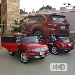 Range Rover Double Seater Kids Licence Car   Toys for sale in Lagos State, Lagos Island (Eko)