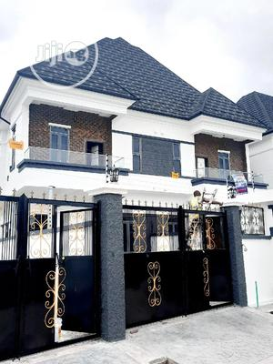 Newly Built Luxury 4bedroom Semi Detached Duplex With Bq | Houses & Apartments For Sale for sale in Lagos State, Lekki