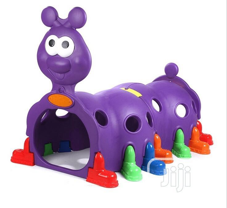Kids Play Tunnel Big Sized