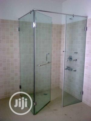 Shower Glass And Glass Partitioning | Building Materials for sale in Lagos State, Lagos Island (Eko)
