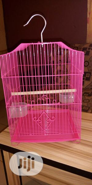 Parrot Cage (Imported) | Pet's Accessories for sale in Lagos State, Alimosho