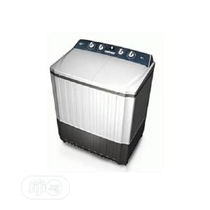 LG 10kg Twin / Double Tub Top Loader Washing Machine 1400R | Home Appliances for sale in Lagos State, Ikeja