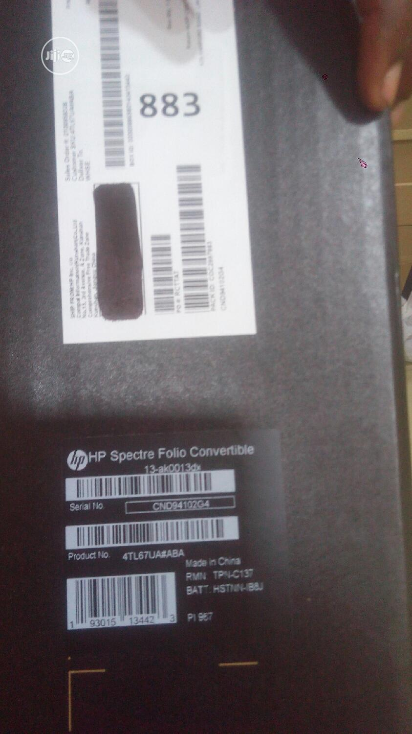 New Laptop HP Spectre X360 13 8GB Intel Core I7 SSD 512GB   Laptops & Computers for sale in Ikeja, Lagos State, Nigeria