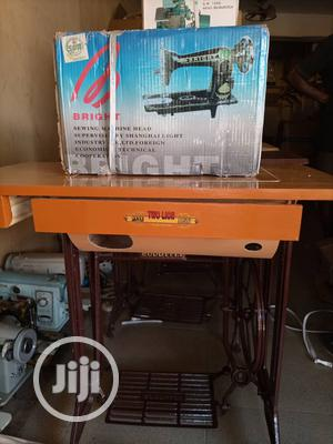 Bright Domestic Sewing Machine On Flat Table   Home Appliances for sale in Lagos State, Mushin