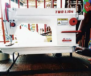 Two Lion Industrial Straight Sewing Machine (Completely) | Home Appliances for sale in Lagos State, Mushin