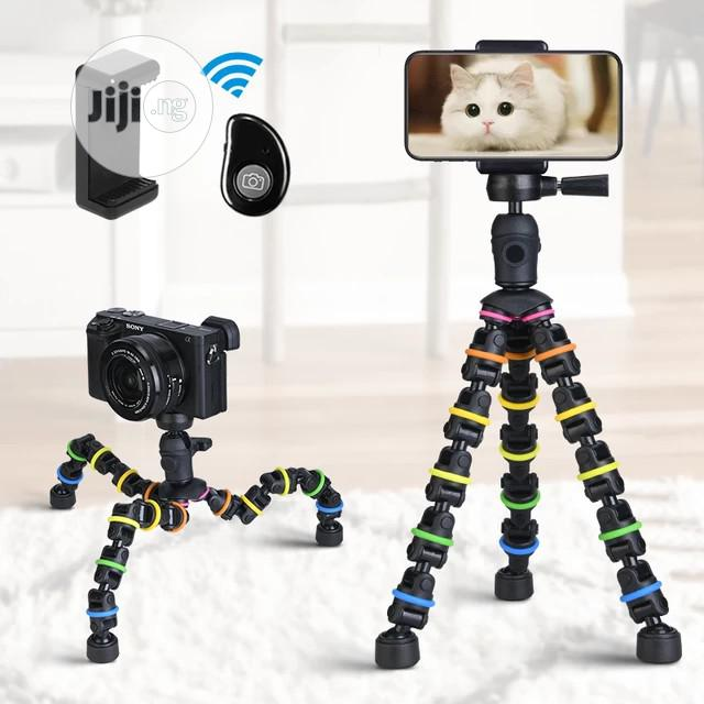 Desk Tripod For Phone/Camera | Accessories & Supplies for Electronics for sale in Victoria Island, Lagos State, Nigeria