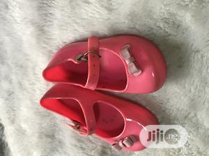 Pink Jelly Shoes for Your Princess. Pre-Loved | Children's Shoes for sale in Lagos State, Yaba