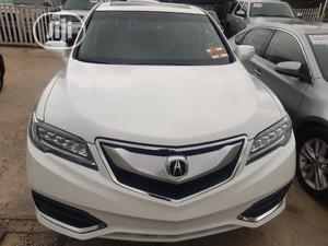 Acura RDX 2017 White | Cars for sale in Lagos State, Ajah