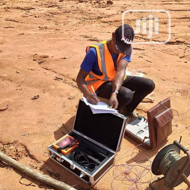 Geophysical Survey, Borehole Drilling And Installation