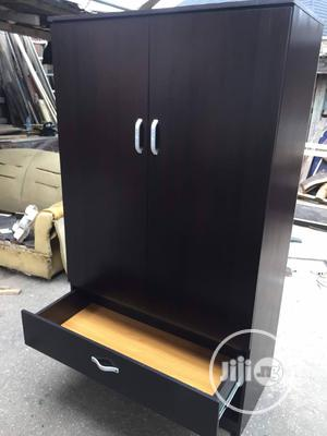 Standard Wardrobe With Shoe Rack | Furniture for sale in Lagos State, Ifako-Ijaiye