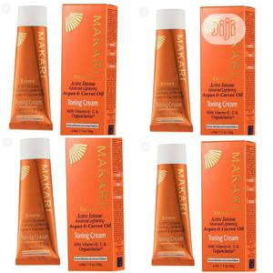 Makari Extreme Argan and Carrot Oil Toning Milk | Skin Care for sale in Lagos State, Amuwo-Odofin