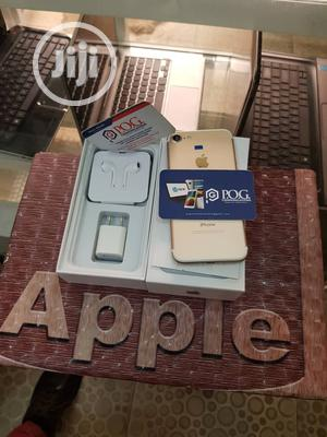 Apple iPhone 7 32 GB Gold   Mobile Phones for sale in Lagos State, Agege