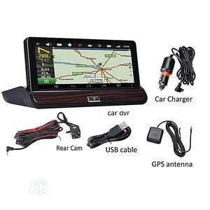 Android 3G Rear View Mirror DVR GPS Wifi Car Video Recorder   Vehicle Parts & Accessories for sale in Lagos State, Ikeja