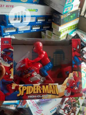 Spider Man Motorcycle   Toys for sale in Lagos State, Lagos Island (Eko)