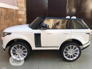 White Automatic Range Rover for Ages 1-9yrs | Toys for sale in Lagos State, Lagos Island (Eko)