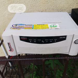 900VA/12V Microtek Inverter | Solar Energy for sale in Lagos State, Shomolu
