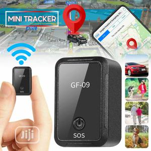 GF-09 Spy Mini GPS Tracker Locator Positioning Remote   Security & Surveillance for sale in Lagos State, Ikeja