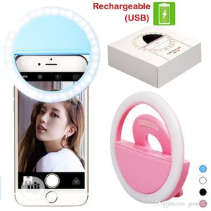 Selfie Mobile Phone Ring Light   Accessories for Mobile Phones & Tablets for sale in Lagos State, Ikeja