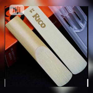 Rico 1 Unfiled Alto Saxophone Classic High-quality Reed | Musical Instruments & Gear for sale in Lagos State, Gbagada