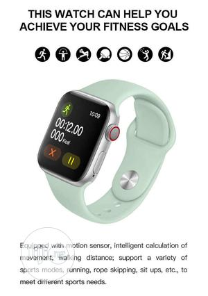 Apple Iwatch Series 5 Clone   Smart Watches & Trackers for sale in Lagos State, Ikeja