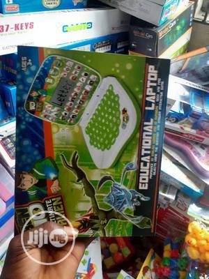 Small Ben10 Educational Laptop | Toys for sale in Lagos State, Lagos Island (Eko)