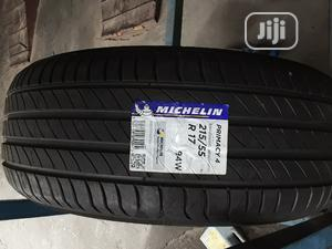215/55/17 Michelin | Vehicle Parts & Accessories for sale in Lagos State, Ajah