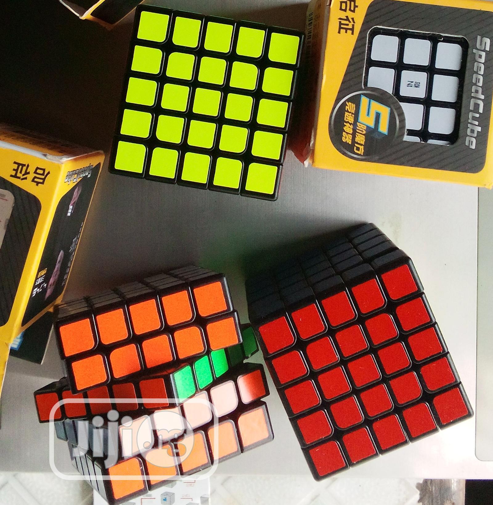 5x5 Rubik's Speed Cube | Toys for sale in Ikeja, Lagos State, Nigeria