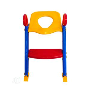 Toddlers Toilet Seat_red_blue_yellow | Baby & Child Care for sale in Lagos State, Surulere