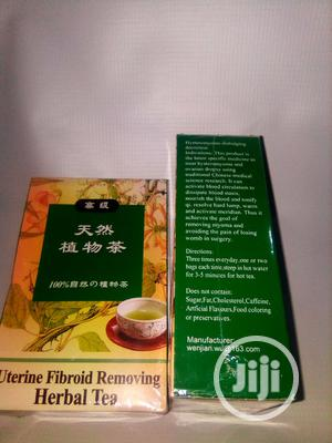 Uterine Fibroid Removing Herbal Tea | Vitamins & Supplements for sale in Lagos State, Ifako-Ijaiye