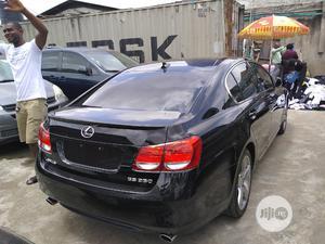 Lexus GS 2008 350 AWD Black   Cars for sale in Lagos State, Ojodu