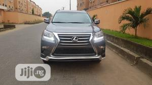 Lexus GX 2017 460 Luxury Gray | Cars for sale in Lagos State, Surulere