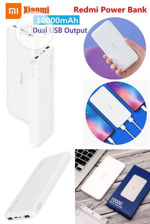 Xiaomi Redmi Original Fast Charging 10,000mah Power Bank.   Accessories for Mobile Phones & Tablets for sale in Lagos State, Amuwo-Odofin
