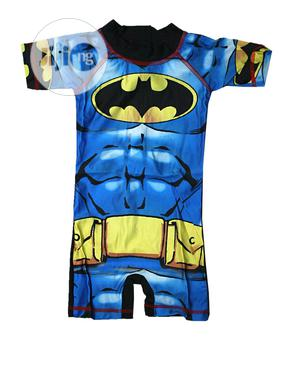 Boys Swimming Costume-blue And Multi,Red And Multi | Children's Clothing for sale in Lagos State, Ojota