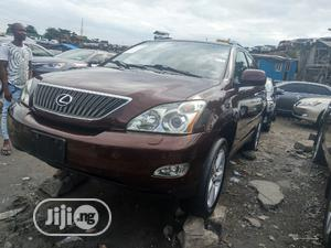 Lexus RX 2008 350 XE 4x4 Brown | Cars for sale in Lagos State, Apapa