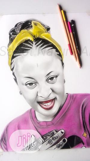 Pencil Drawing 1 | Arts & Crafts for sale in Lagos State, Ajah